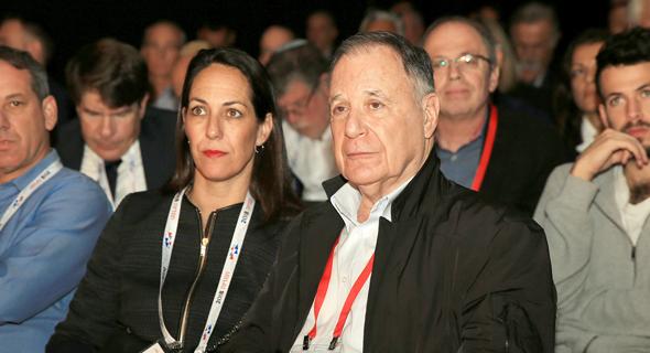 מימין: דני ודנה גילרמן, צילום: אוראל כהן