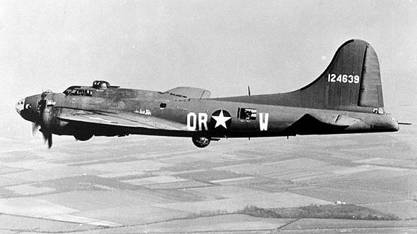 מפציץ QB7, שנשלט מרחוק
