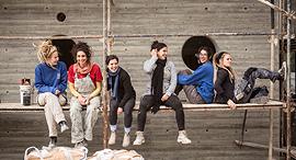 מוסף שבועי 28.12.17 בטון כל הבנות יחד, צילום: תומי הרפז
