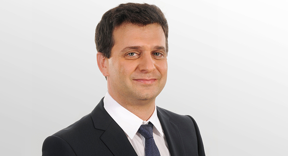 Yaron Weizenbluth, Hi-tech Partner in PwC Israel. Photo: PR