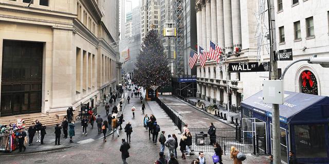בורסת ניו יורק, צילומים: איי אף פי