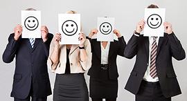 עובדים מרוצים מאושרים, צילום: שאטרסטוק