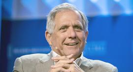 """לסלי לס מונבס מנכ""""ל CBS, צילום: בלומברג"""