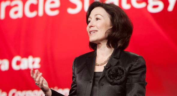 """צפרה כץ, מנכ""""לית משותפת של אורקל העולמית, צילום: Oracle"""