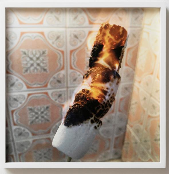 מרשמלו צלוי, מתוך התערוכה