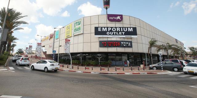 קניון חוצות המפרץ בחיפה (ארכיון), צילום: אלעד גרשגורן