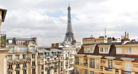 למכירה דירה פריז 5.775 מיליון יורו, צילום: knight frank