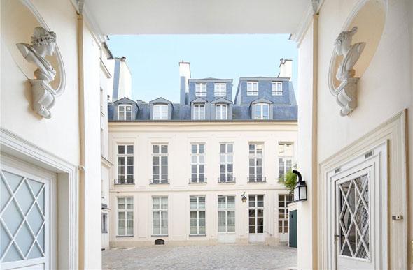 למכירה דירה בפריז ב-4.4 מיליון יורו