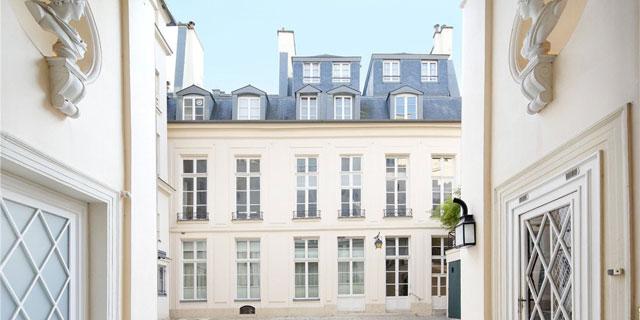 למכירה דירה בפריז ב-4.4 מיליון יורו, צילום: knight frank