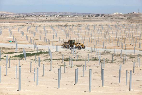 התחנה התרמו-סולארית באשלים
