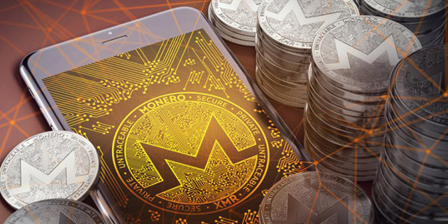 מונרו Monero כסף דיגיטלי קריפטו מטבע וירטואלי 2, צילום: שאטרסטוק