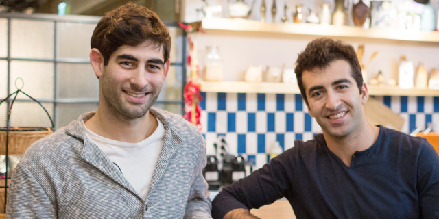 StoreSmarts founders Eyal Ben-Eliyahu and Ilai Fallach. Photo: StoreSmarts PR