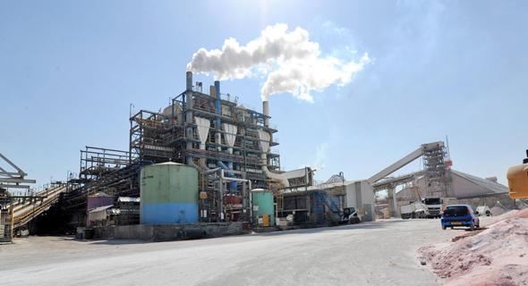 מפעלי ים המלח, צילום: חיים הורנשטיין