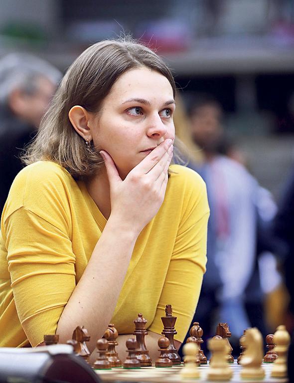 אנה מוזיצ'וק
