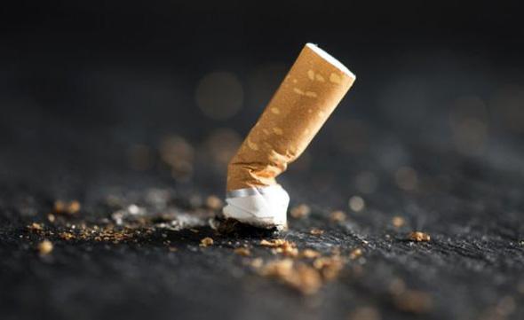 סיגריה. מרחיבים את האיסור על שיווק מוצרי ניקוטין, צילום: Getty