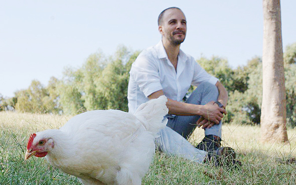 Ido Savir, co-founder and CEO of SuperMeat. Photo: PR