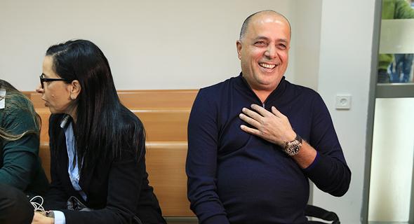 עמוס לוזון הבעלים של חברת לוזון, צילום: אוראל כהן