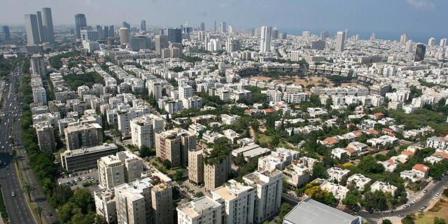 תוכנית רובע 4 בתל אביב תפורסם עד סוף מאי