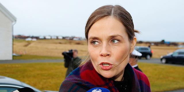 ראשת הממשלה של איסלנד לא רוצה שזרים ישתלטו על האי