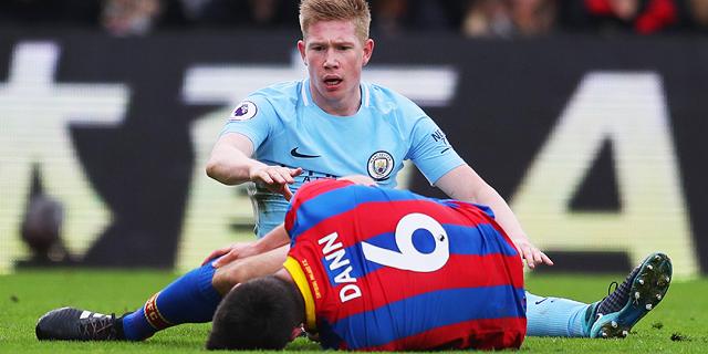 האם צריך להעניש שחקנים על תקריות קשות שלא הובילו לאדום במשחק?