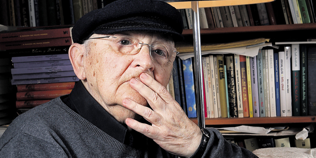 הסופר אהרון אפלפלד, חתן פרס ישראל לספרות, נפטר בגיל 85