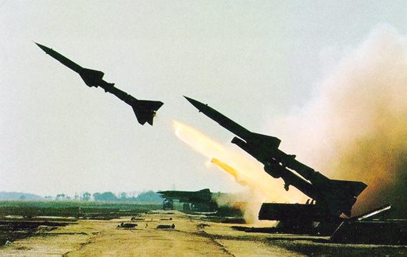 """טיל נ""""מ סובייטי; היה אפשר לצפות שיפותח אחד גדול יותר"""
