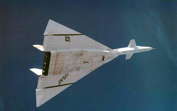 XB70 באוויר