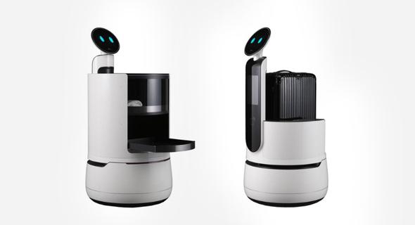 הרובוטים של LG