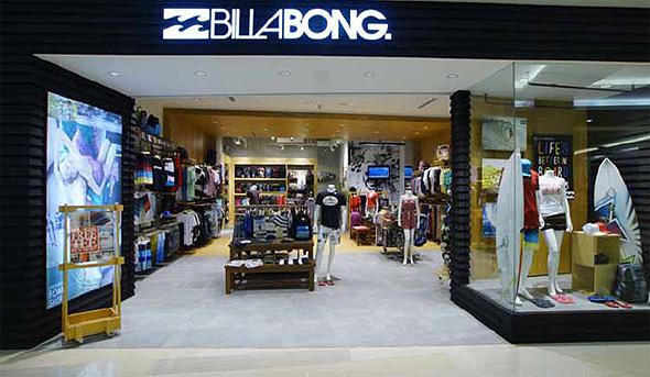 חנות בילבונג, צילום: Billabong