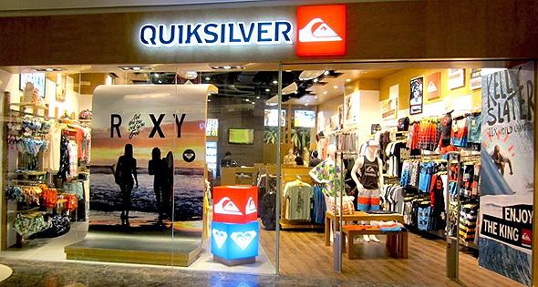 חנות של קוויקסילבר, צילום: surfersvillage