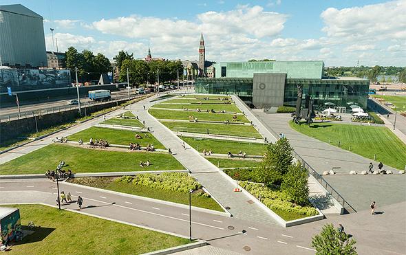 הלסינקי, בירת פינלנד