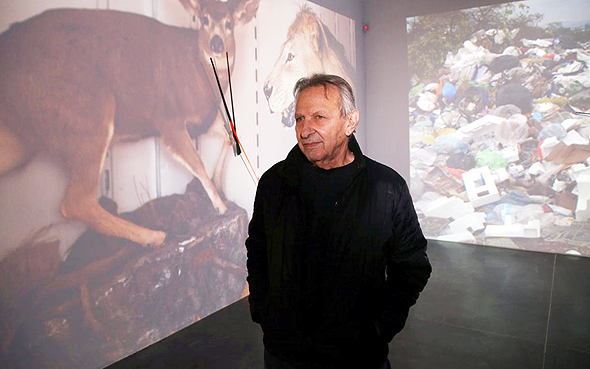 ני אפרת אמן זוכה בפרס מפעל חיים