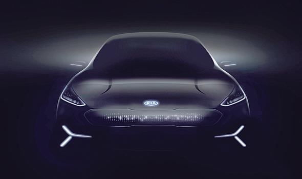 קיה EV Concept