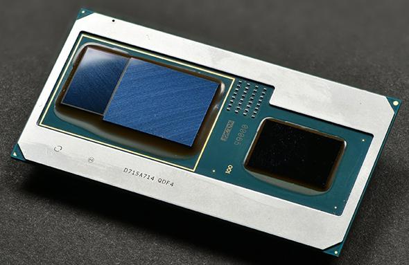 אינטל AMD מעבדים שבבים Radeon RX Vega M, צילום: אינטל