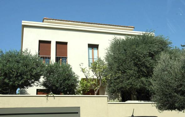 בית של שאול אלוביץ' יושב ראש יורוקום ב צהלה, צילום: עמית שעל