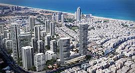 מרכז העסקים בת ים זירת הנדלן, צילום: עיריית בת ים