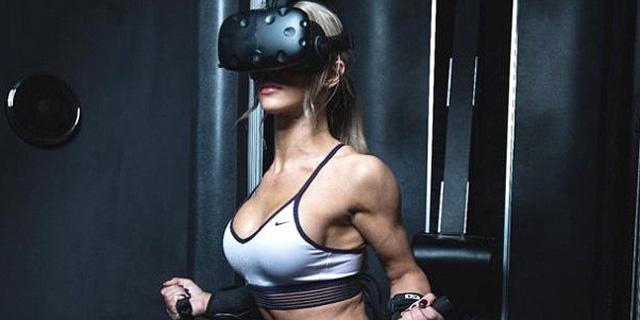 מערכת ה-VR שתגרום לך להתחיל ליהנות מחדר הכושר