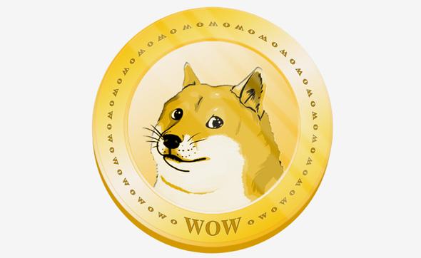 שם: מטבע וירטואלי DOGECOIN דוגקוין