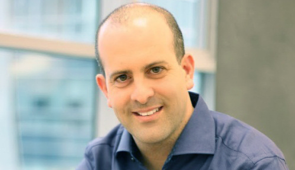 HERE Mobility CEO Liad Yitshak. Photo: Daniel Stern