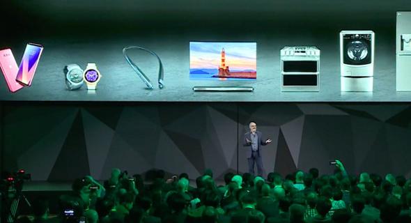מכשירי LG החדשים