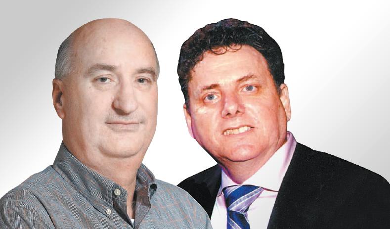 דודי ורטהיים ונתן חץ, צילום: עמית שעל