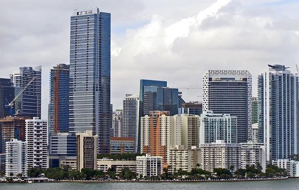 מיאמי, פלורידה. לא כזאת אטרקטיבית?
