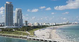 מיאמי ביץ' זירת הנדלן, צילום: Patrice_Audet-Pixabay
