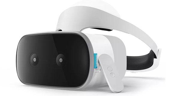 גוגל לנובו מציאות מדומה VR Mirage Solo