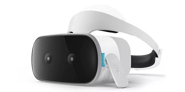 לנובו וגוגל חושפות: Mirage Solo, משקפי VR שאינם זקוקים למחשב