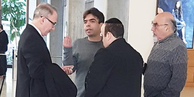 """ישראל אהרוני תומך ברפי כהן; ביהמ""""ש: לקיים הידברות בין כהן למנהל המיוחד"""