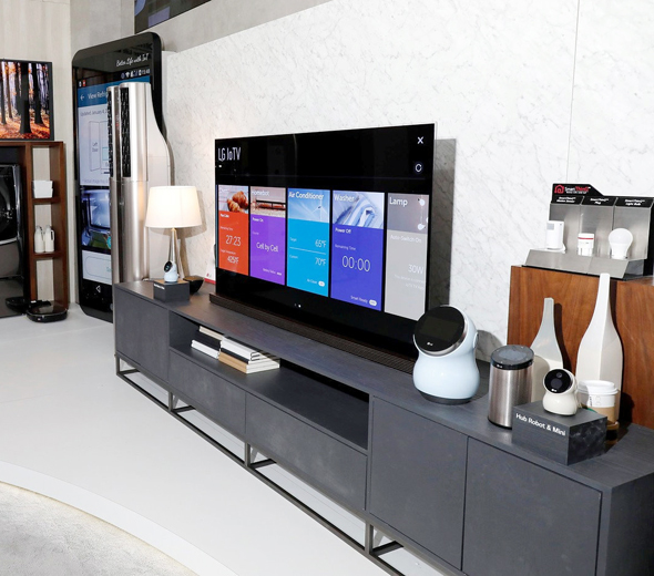 טלוויזיה של LG, צילום: LG