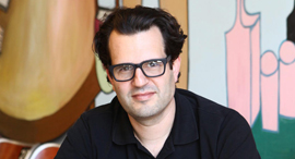 שי וינינגר, ממייסדי לומנייד, צילום: אוראל כהן