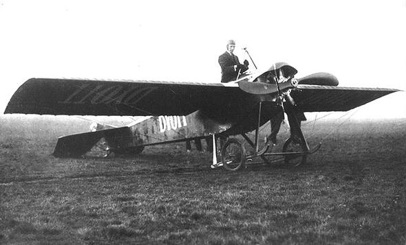מטוס ניסוי משנות השלושים