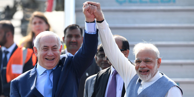 Six Focus Points for Indo-Israeli Collaboration